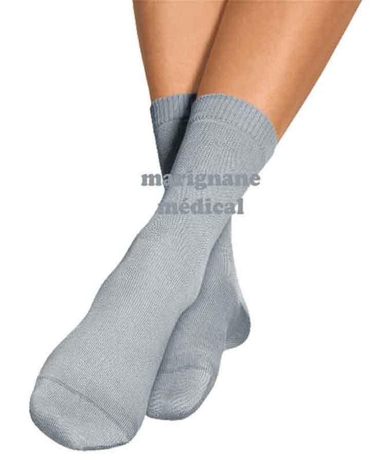 meilleur service 715e9 12f89 Chaussettes Soft Socks pour diabétique