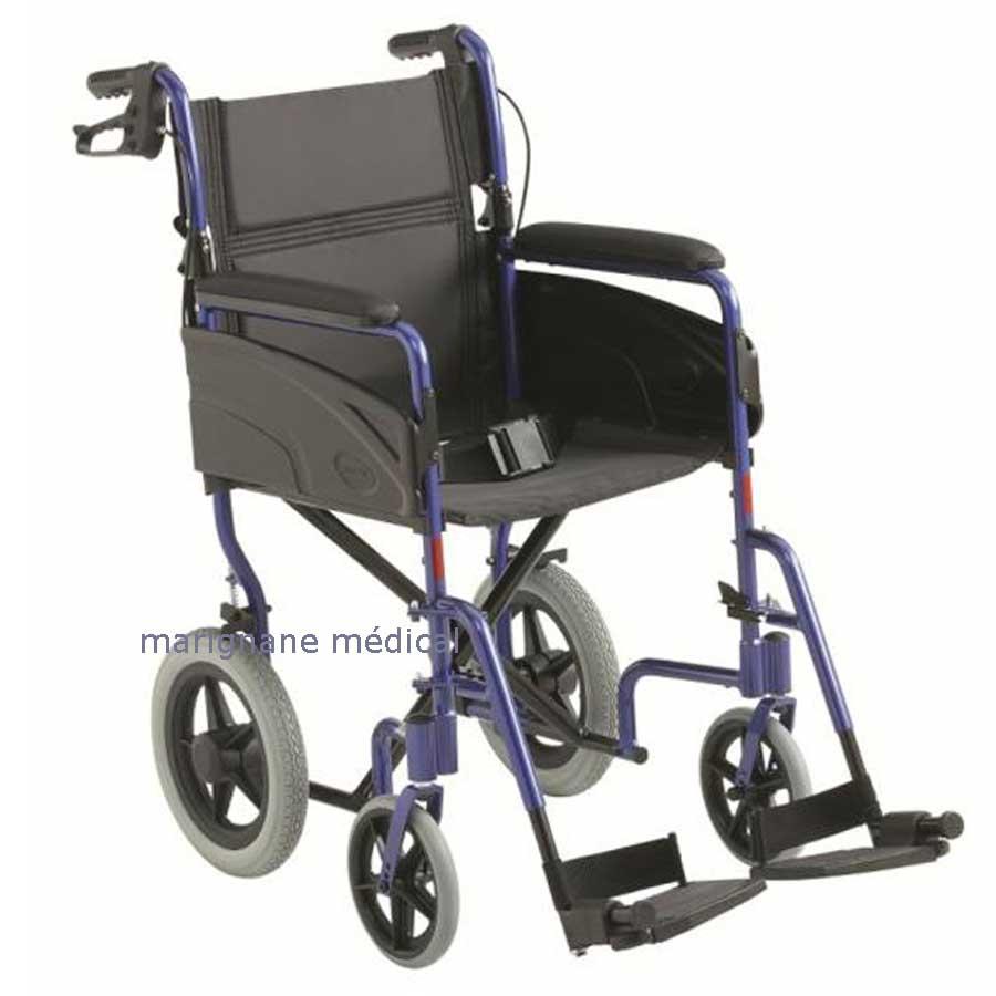 fauteuil roulant de transfert alu lite fauteuil roulant. Black Bedroom Furniture Sets. Home Design Ideas