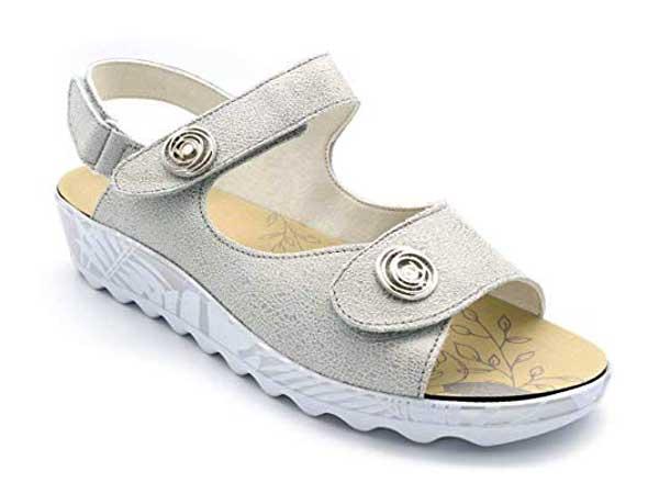 Sandales Sensibles Romika Confort Pieds Gina 10 AjL45R