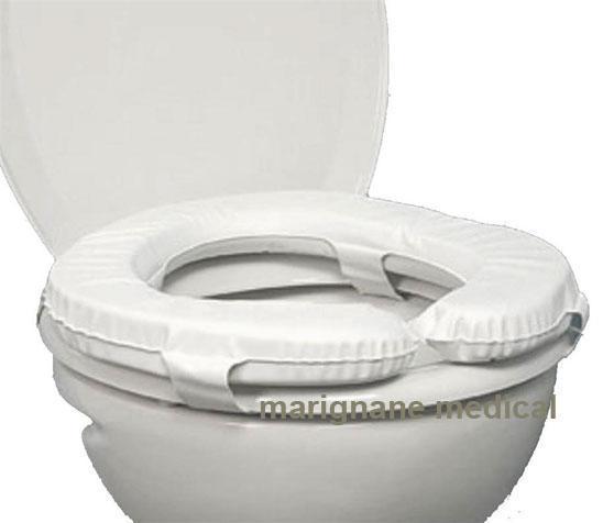 sur lunette de toilette confort aides pour les toilettes. Black Bedroom Furniture Sets. Home Design Ideas
