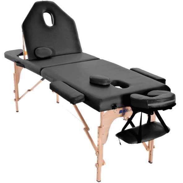 table de massage pliante celebes mod le luxe mobilier m dical. Black Bedroom Furniture Sets. Home Design Ideas
