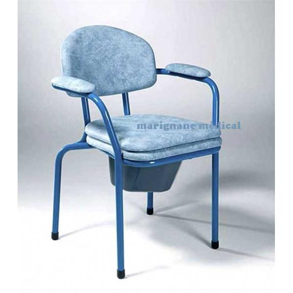 Chaise Toilette Perce Fixe