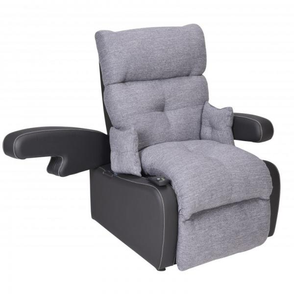 fauteuil releveur lectrique cocoon 1 moteur fauteuil de relaxation. Black Bedroom Furniture Sets. Home Design Ideas
