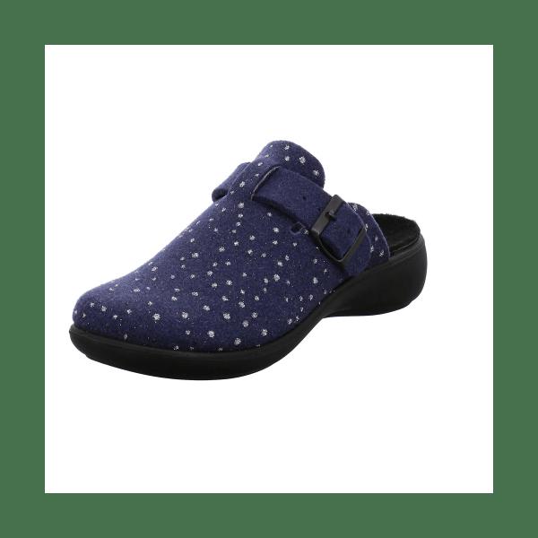 f983f3c2d50074 Mules confort pour pieds sensibles Ibiza Home 332. mules -intrieur-romika-ibiza-home-332