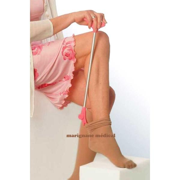 Retire bas samba et chausse pied retire bas de - Chausse et vous ...