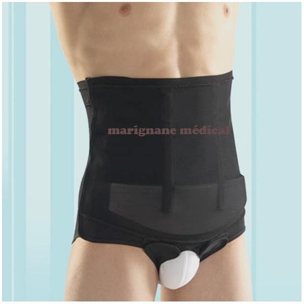 Ceinture abdominale pour liposuccion Z Homme Haute S 007 18348817c46